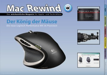 Mac Rewind - Issue 40/2009 (191) - MacTechNews.de - Mac Rewind