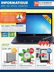 99,- 119,- EURO 2012 Special - Informatique
