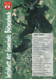 Heft 08 - Sommer 2005 - Gemeinde Bütgenbach