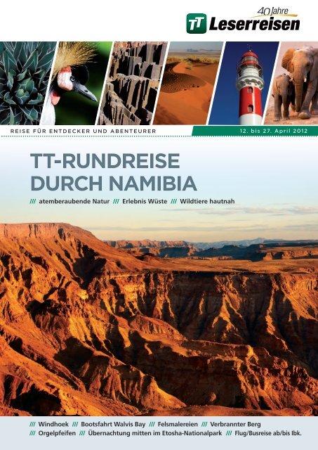 Rundreise bus namibia Namibia: JP