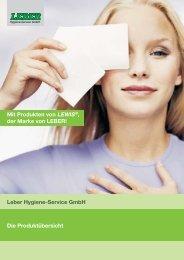 wir sehen uns! - Leber Hygiene Service GmbH