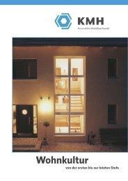 15 Jede Treppe ein Unikat - KMH GmbH