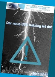 Katalog herunterladen - Bodyguard and Security Systems GesmbH