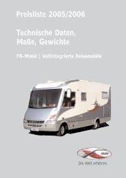 FR-Mobil - Reisemobil International