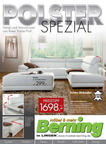 40 free magazines from moebel berning de. Black Bedroom Furniture Sets. Home Design Ideas