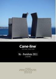 Vk - Preisliste 2011 - Strandkorb & Co.