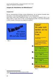 Möbel Beyer - Mathematik Bildungsserver Rheinland-Pfalz