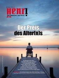 Der Preis des Alter(n)s. Henri. Das - Österreichisches Rotes Kreuz
