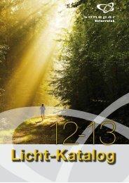 Licht-Katalog 2012 SON
