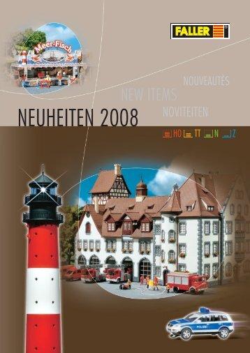 Neuheiten 2008 - NSE Software