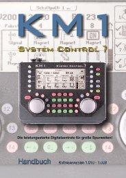 Die leistungsstarke Digitalzentrale für große ... - KM1 Modellbau