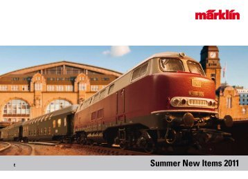 Summer New Items 2011