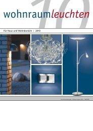 10Für Haus und Wohnbereich _ 2010 - Elektro Sturm GmbH