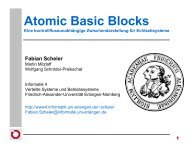 Atomic Basic Blocks - Eine kontrollflussunabhängige ...