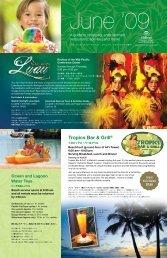 REStAURANtS & bARS - Hilton Hawaiian Village