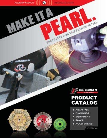 abrasives - Pearl Abrasive Co.