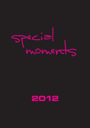 special moments 2012 edition 1601