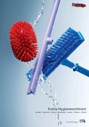 Hygienekatalog AT/DE/CH - Kobra