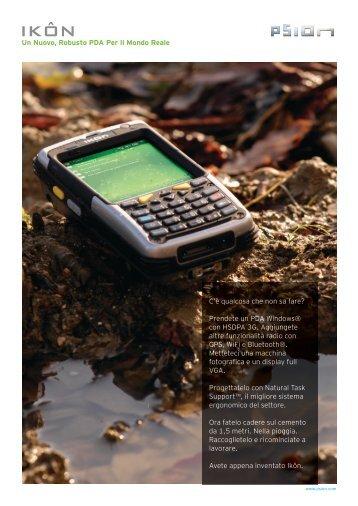 Un Nuovo, Robusto PDA Per Il Mondo Reale C'è qualcosa ... - Psion