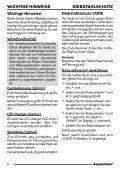 CALAIS TRC41 - Seite 6