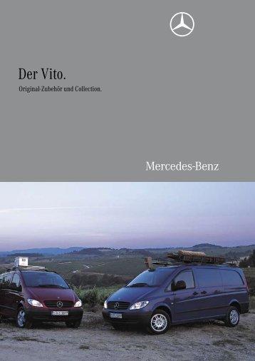 Der Vito. Original-Zubehör und Collection. - Mercedes-Benz Danmark