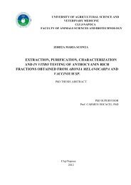 extraction, purification, characterization and in vitro testing of ...