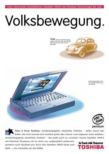 pentium - Toshiba