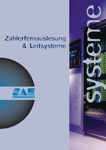 6 - SAE IT-systems GmbH & Co. KG