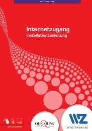 Installationsanleitung - Wasserwerke Zug AG