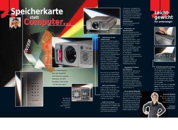 Speicherkarte Computer… Speicherkarte ... - ils medientechnik