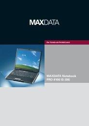 MAXDATA Notebook PRO 8100 IS (58)