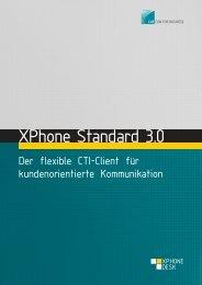 XPhone Standard 3.0 - MR Compact GmbH