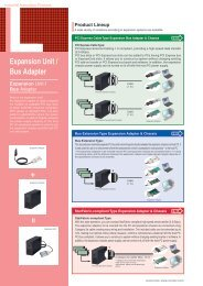 Expansion Unit / Bus Adapter - Acceed
