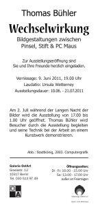Plakat - Kulturring in Berlin eV - Page 2