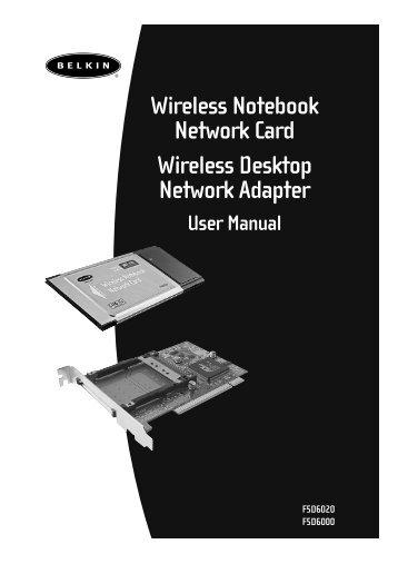 Wireless Notebook Network Card Wireless Desktop Network Adapter