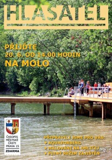 program červen 2012 - Praha 15