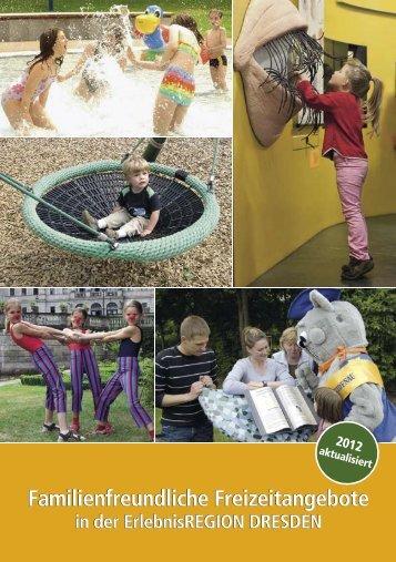 Sport und Spiel - Erlebnisregion Dresden