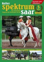 RSSaar Magazin - Anne Adam