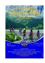 Die Einzelnen Etappen - Rotary Schweiz