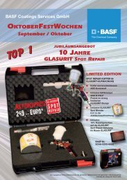 ganzen Flyer - BASF Coatings Services GmbH