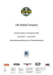 Fortschrittsbericht 03/2012 (PDF) - Alfred Sternjakob GmbH