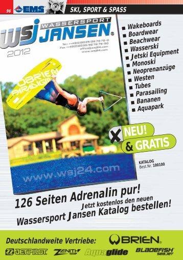 ski, sport & spass - EMS-Marine