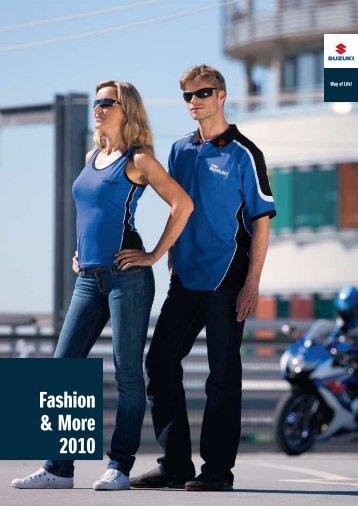 Fashion & More 2010 - Suzuki