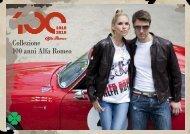 Collezione 100 anni Alfa Romeo