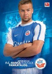 Katalog als PDF-Datei - Hansa-Fanshop