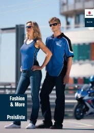 Fashion & More Preisliste - Suzuki