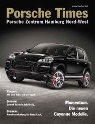 Porsche Times - Porsche Zentrum Hamburg