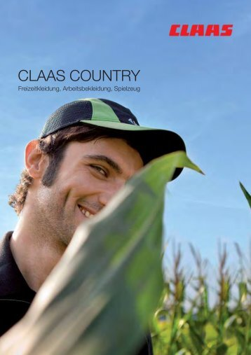 CLAAS COUNTRY