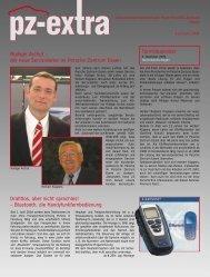 Rüdiger Archut – der neue Serviceleiter im Porsche Zentrum Essen ...
