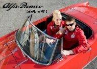 Page 1 Page 2 Alfa Romeo Collezione 2 Obwohl die Sonne schon ...